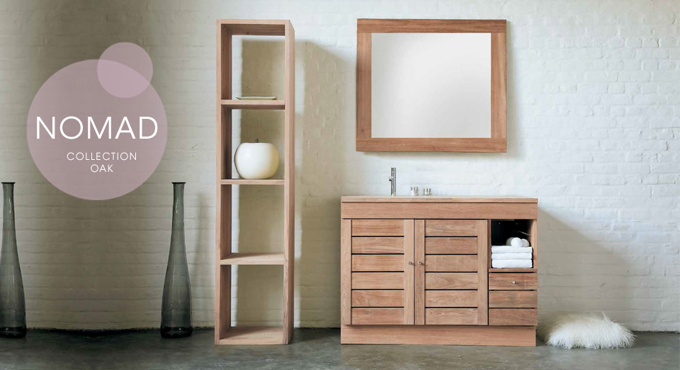 Line Art Bathroom Furniture : Bathroom furniture in solid wood line art